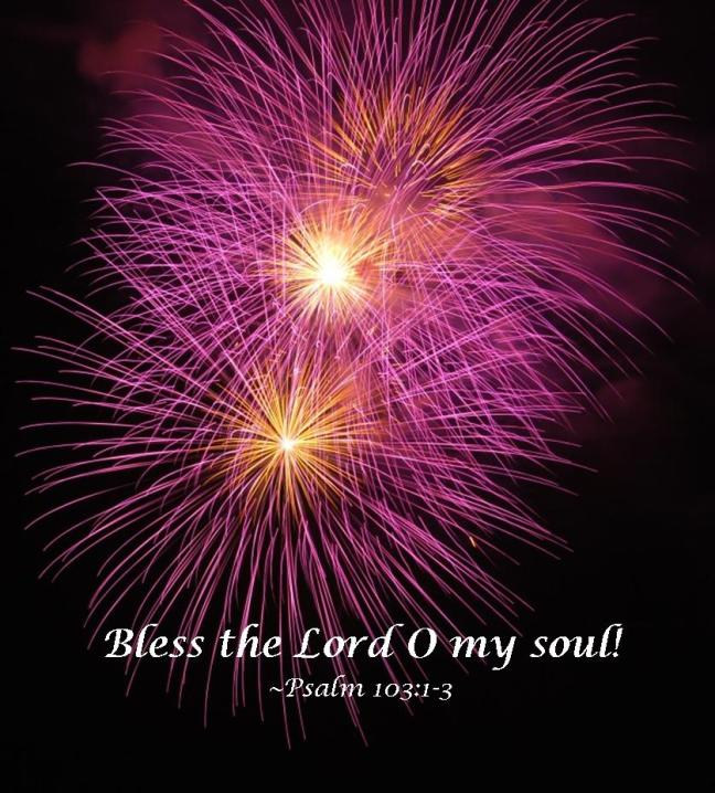 psalm 103 1