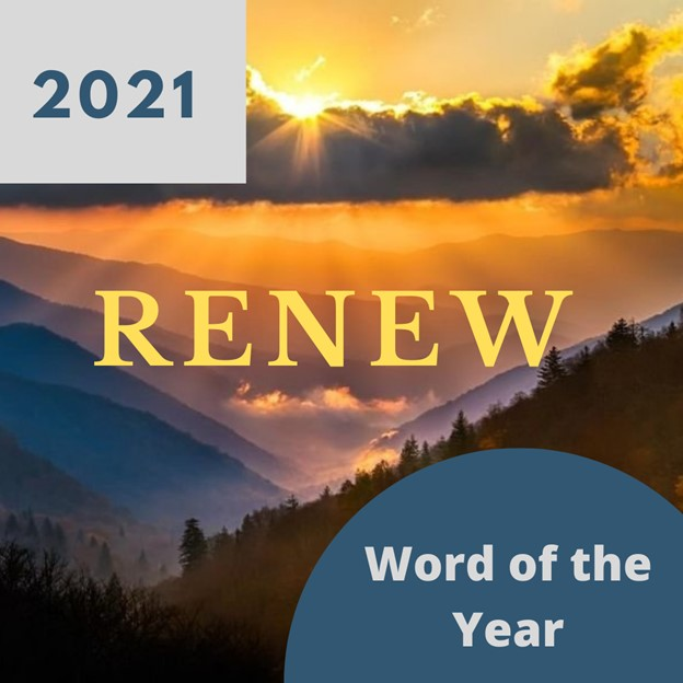 Word of the Year – 2021
